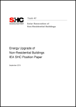 Position Paper: Solar Renovation of Non-Residential Buildings